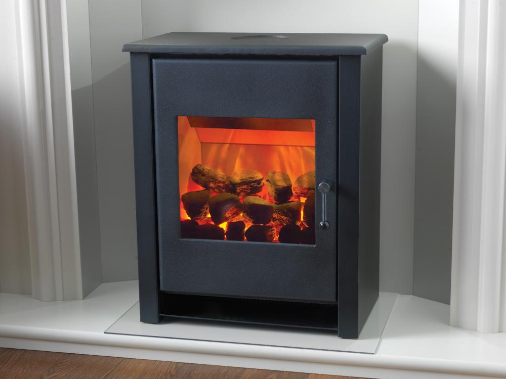 Little Atom Stove Electric Fires Ni